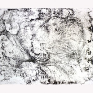 Study using printing ink on paper